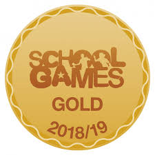 School Games Mark Gold Award