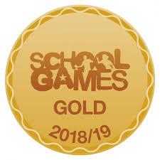 School Games Mark Gold Award